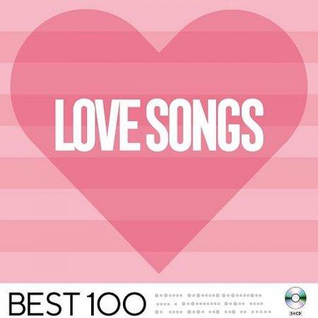 Обложка Love Songs Best 100 (2020) Mp3