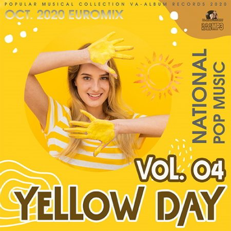 Обложка Yellow Day - National Pop Music Vol.04 (2020) Mp3