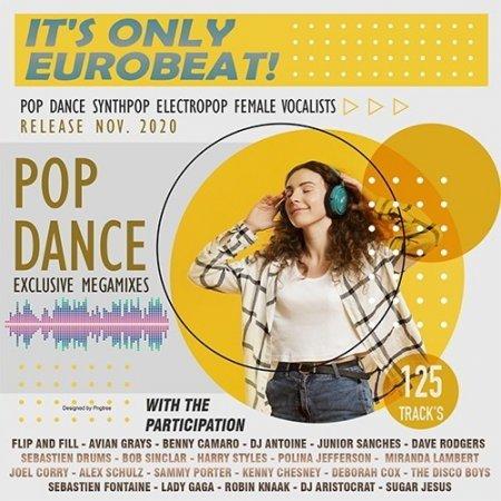 Обложка Pop Dance Exclusive Megamixes (2020) Mp3