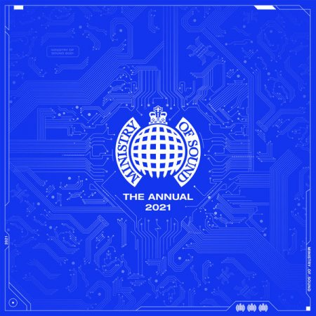 Обложка The Annual 2021 (Ministry of Sound) (2020) FLAC