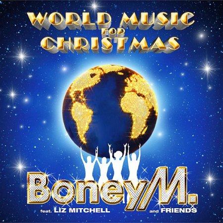 Обложка Boney M. - World Music For Christmas (2017) Mp3