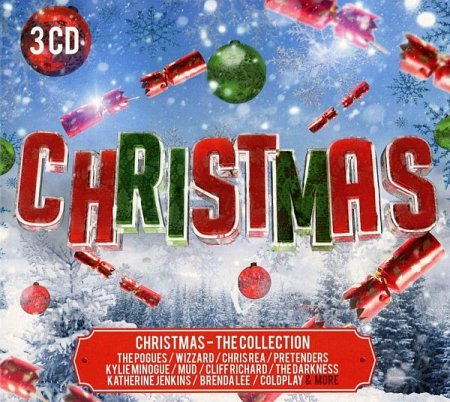 Обложка Christmas: The Collection: 2017 Version (2017) Mp3