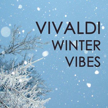 Обложка Антонио Вивальди - Зимние флюиды / Antonio Vivaldi - Winter Vibes (2021) FLAC