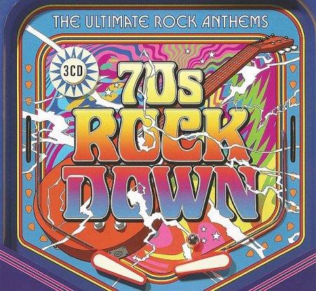 Обложка 70s Rock Down (3CD) (2020) FLAC