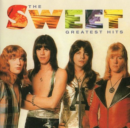 Обложка Sweet - The Greatest Hits (2000) FLAC